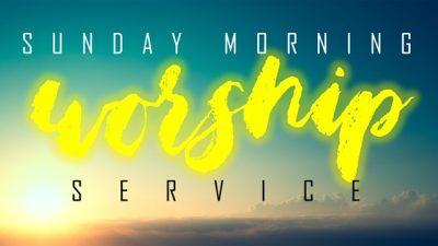 Sunday Morning Service – International Community Church