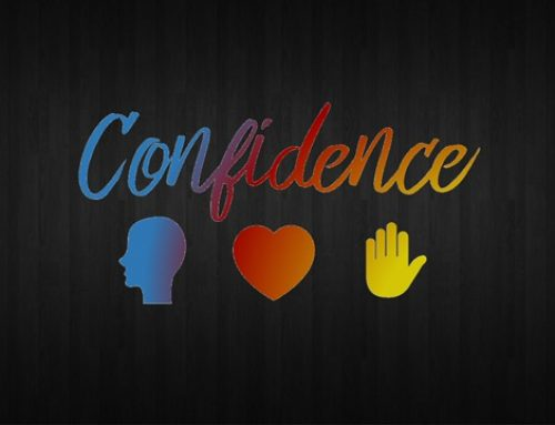 CONFIDENCE Loved by God & Living in Him